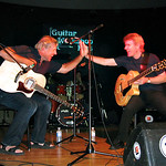 Thu, 12/04/2014 - 2:30pm - A great afternoon & night with Alex Lifeson (Rush) at the Guitar Workshops Plus event out in Oakville, on the Appleby College campus July 2006
