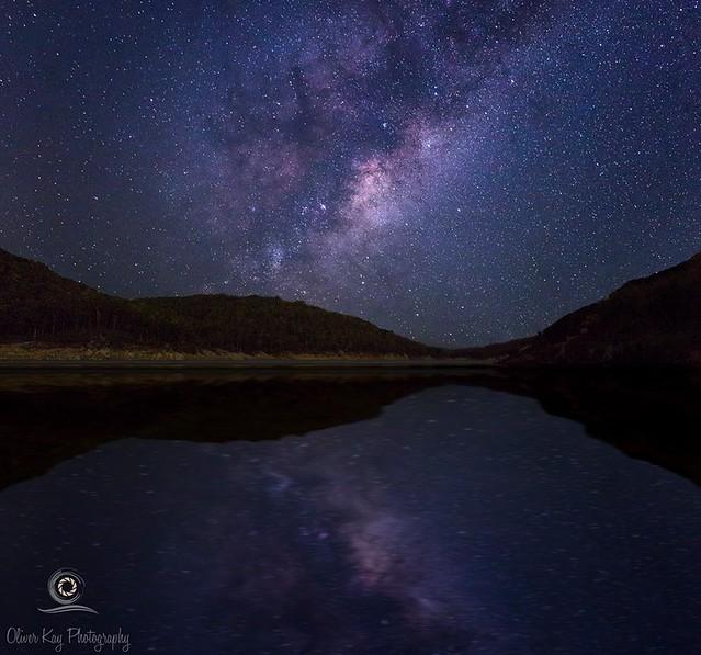 Galactic Reflections