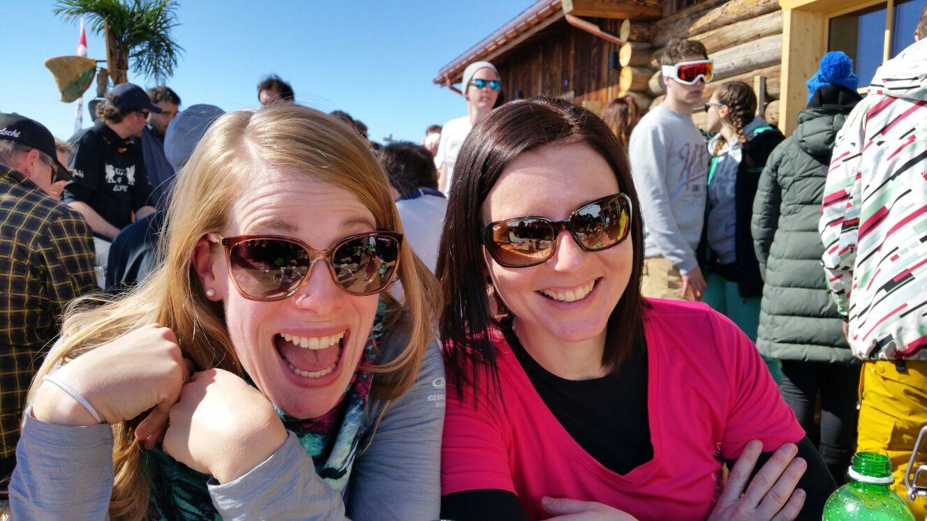 Audax Skiweekend März 2016