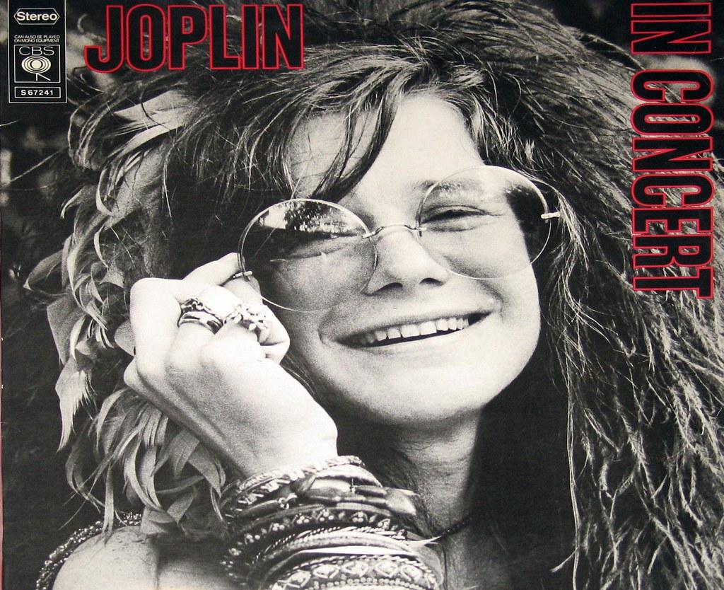 JANIS JOPLIN - JOPLIN IN CONCERT - 12 VINYL DOUBLE LP | eBay