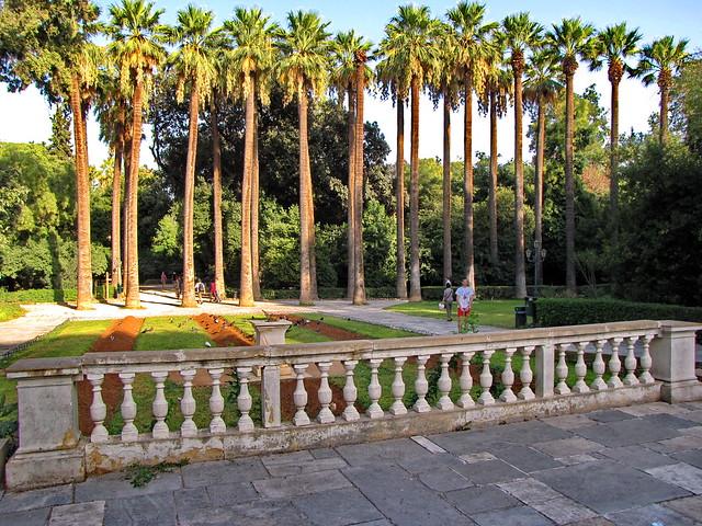 National Garden (Εθνικός Κήπος)