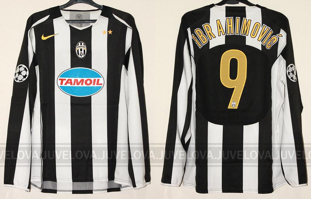 reputable site f76b3 3dd30 2004/05 Home UEFA Champions League | Zlatan Ibrahimovic | Flickr