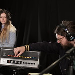 Thu, 20/10/2016 - 1:53pm - Matthew E. White and Flo Morrissey Live in Studio A, 10.20.16 Photographer: Brian Gallagher