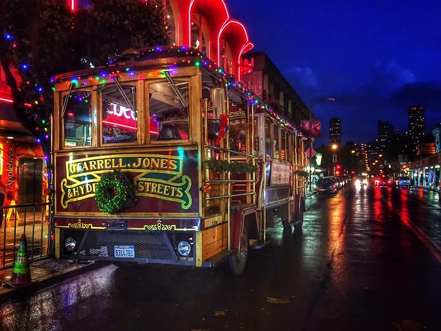 A streetcar named Christmas - iPhone