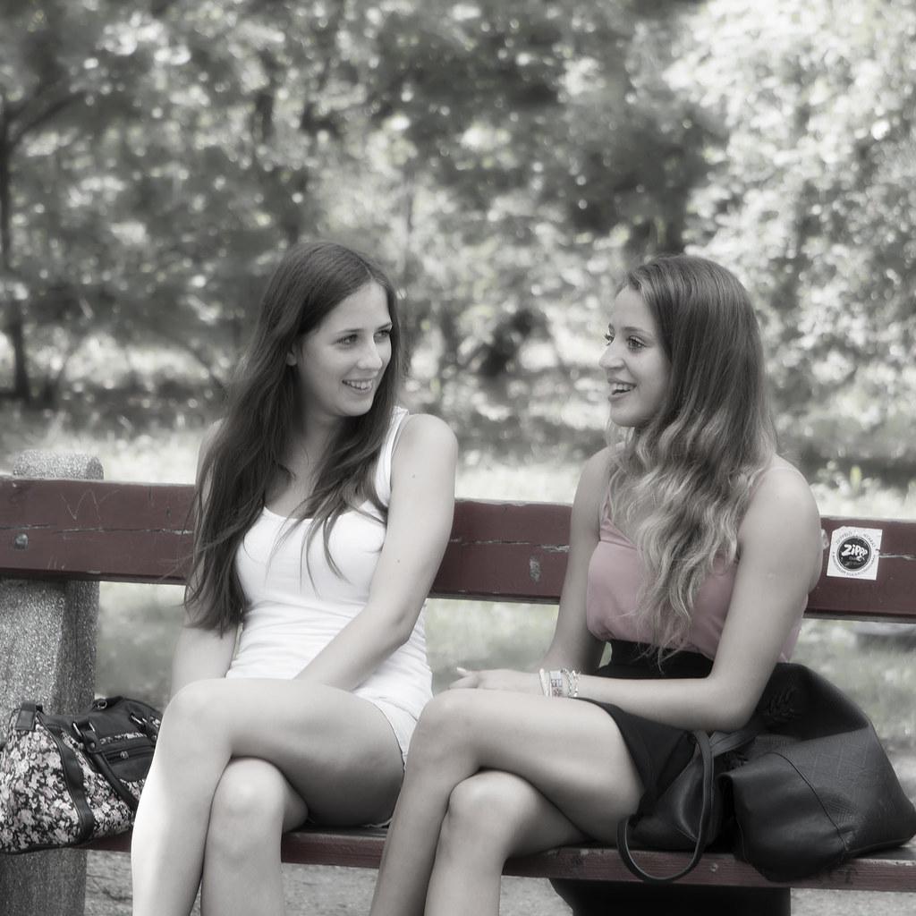 Talking girls