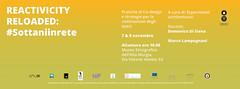 #sottaninrete banner fb novembre
