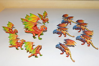 Dragons by SocialQuantum | by 3DPrintus