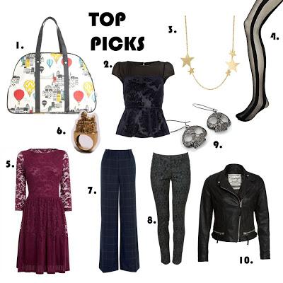 Top picks I love: week 25