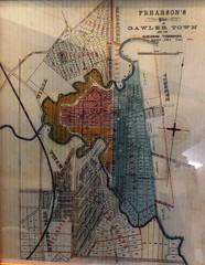 Gawler map