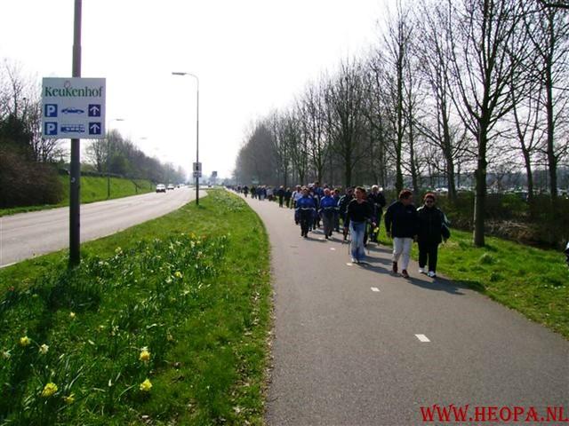 Lissen  Keukenhof 31-03-2007 30 km (48)