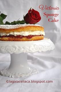 Victoria Sponge Cake | by mammadaia