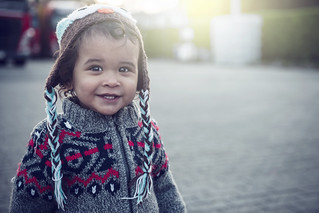 baby walking | by Philippe Put