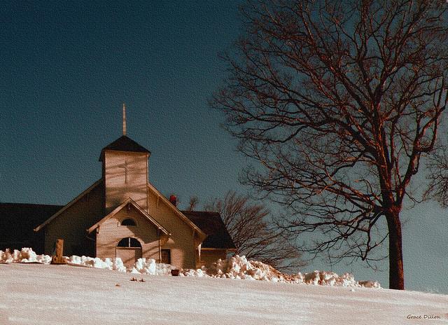 Where the Church Meets