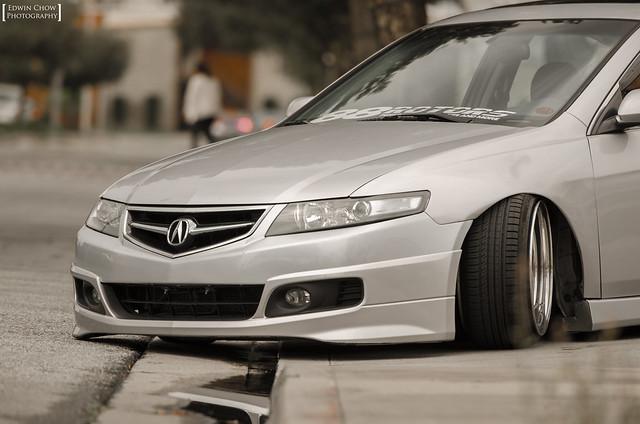 Nam's Acura TSX on CCW