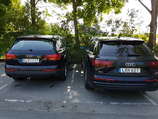 Audi Q7 | by AudiBloggen