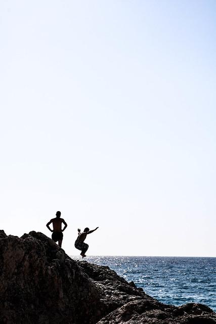 crazy & jump