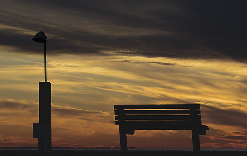 wowography wowographycom newyearseve 2014 newyork sunset landscape bench silhouette greatsouthbay longisland suffolk sayville portocall 1766385 d610 28300mm clouds nature natural december greaterthangatsby fireislandlighthouse martypanzer explore photoshopcc happynewyear flickrcuratedcollection tomreese photography 500px