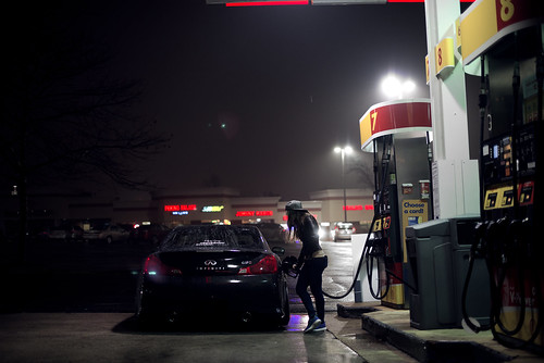 2/365 - Gassing Up | by SebastianMarin.com