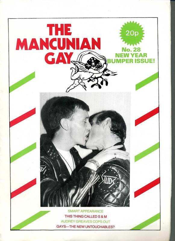 Mancunian Gay - Issue 28