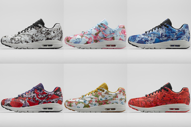 a92a50ca731 ... Nike Air Max 1 Ultra City Collection / Fashion is a party   by  Fashionisaparty