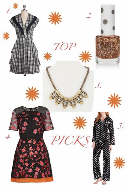 Top picks I love: Week 44