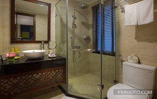 Bathroom | Superior Twin | La Siesta Hotel
