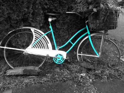 2015/365/10 Turquoise Pedal Demon
