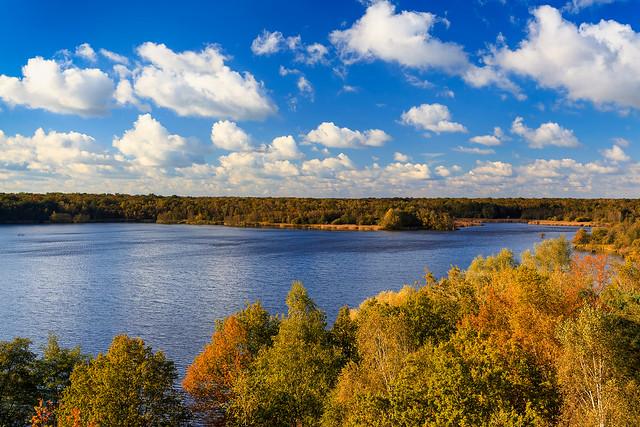 Mare à Goriaux - Autumn Colors