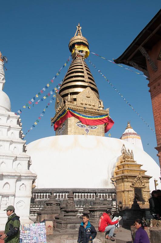 Svayambhu Stupa