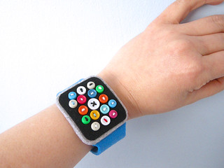 (Super Low-Tech) Apple Watch | by hine