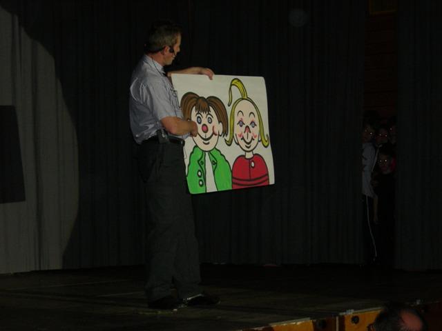 2006 Turnervorstellung