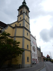 Konstanz (Lake of Constance) - Konzilstrasse mit Theater
