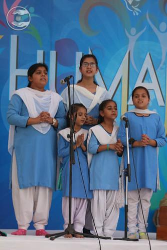 Devotional song by Bal Sewa Dal