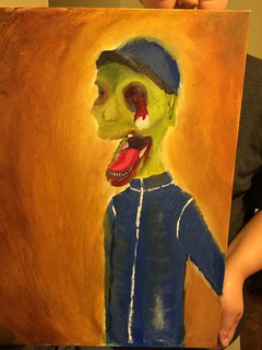 OVOV ej painting entry