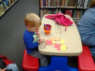 Mendenhall Library FUN!