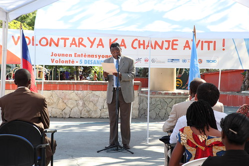 5.12.14 - Journee internationale des volontaires | by PNUD HAITI Photostream