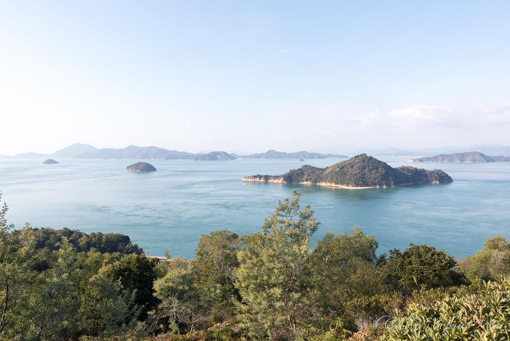 大久野島 展望台