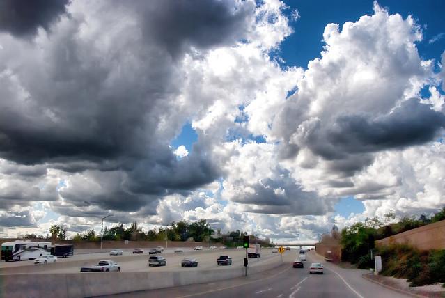 SoCal Winter Freeway