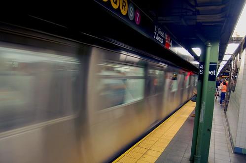 Subway, NYC | by PhotoHenning