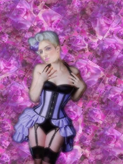 Diana's Peace Rose - surrealpete