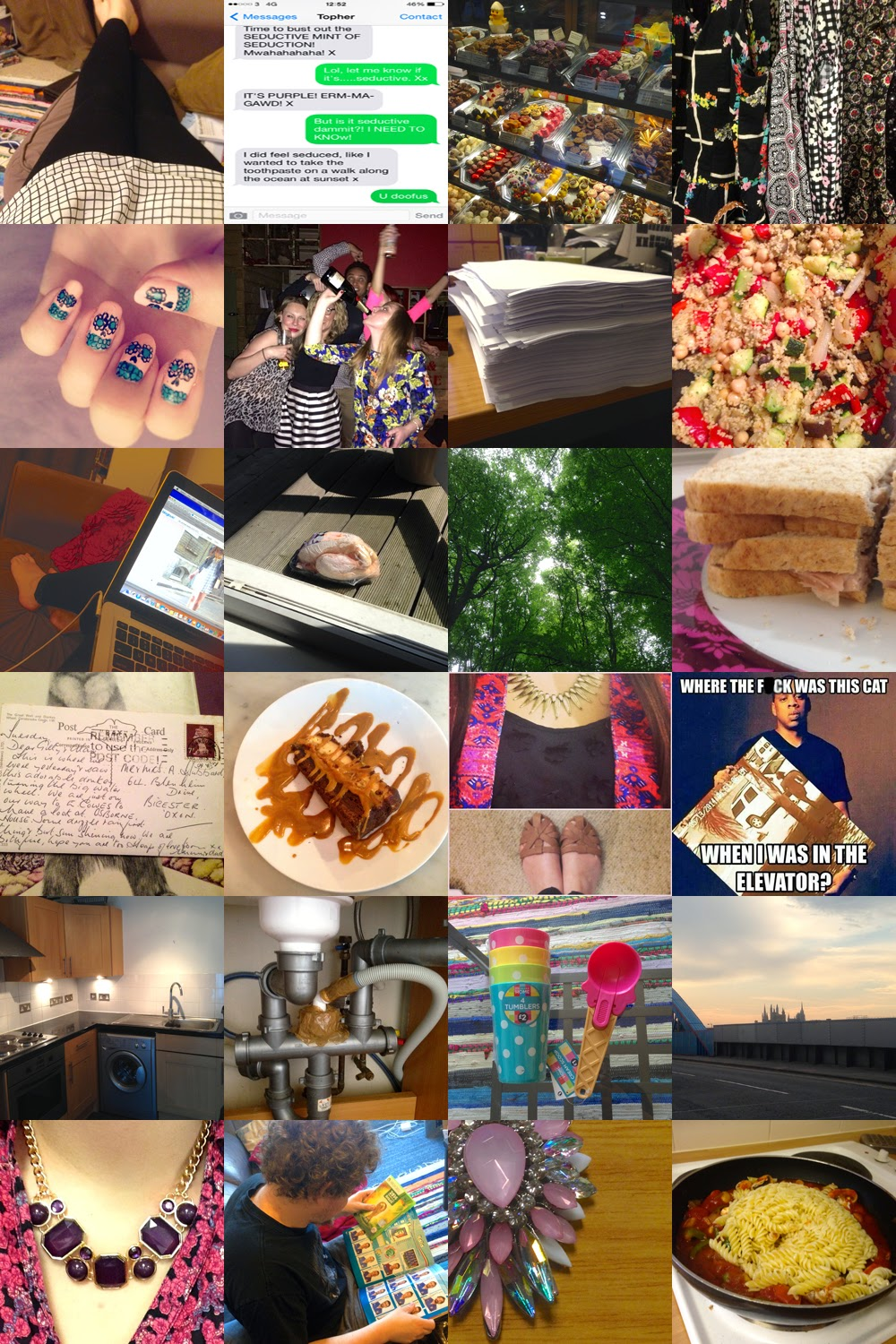 365 Project: The May edition of Taking a Photo Everyday