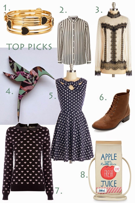 Top picks I love #12