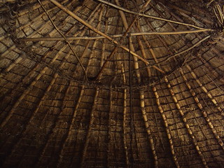 Iron Age roof