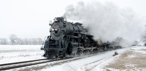 locomotive winter 1000views onethousandviews