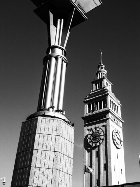 Ferry Building. San Francisco.