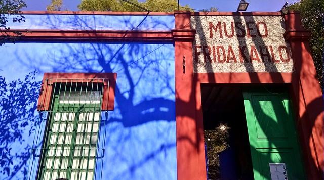 Museo Frida Kahlo (1)