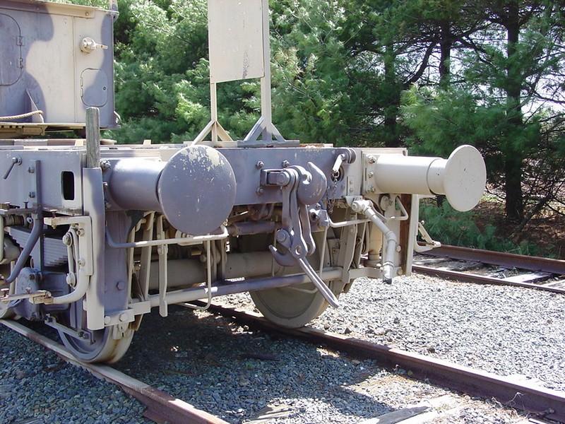 28cm K5(E) Leopold Rail-Road Gun 2