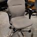 Grey hb swivel chair