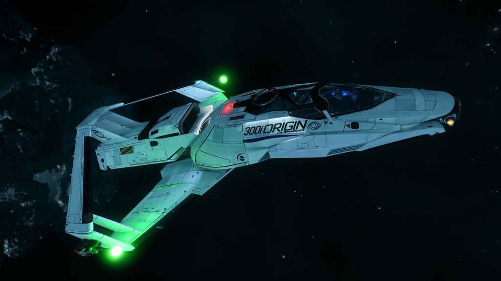 Starcitizen Origin 300i Touring Focus Some Shots From Flickr