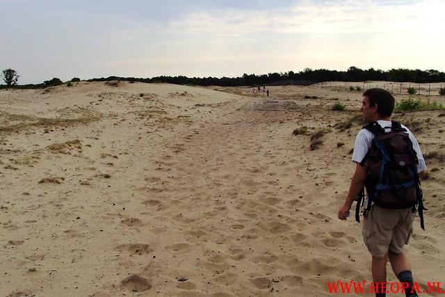 3 juli 2010  'T Gooi 40 Km (12)